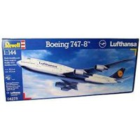 Boeing 747 Lufthansa (Ölçek: 1:144)