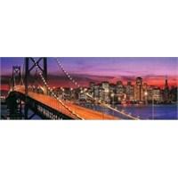 Bridge Of San Francisco (1000 Parça,Panaroma)