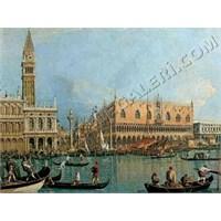 Canaletto, Venedik (1000 Parça)