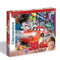 Cars 2 (104 Parça, 3D)