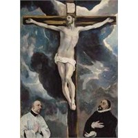 Christ On The Cross,El Greco (1000 Parça)