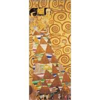 Die Erwartung, Gustav Klimt (1000 Parça)