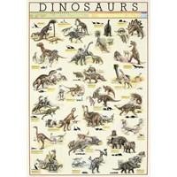 Dinosaurus (1000 Parça)
