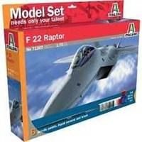 F-22 Raptor (Ölçek 1:72)