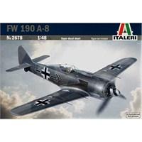 Fw 190 A-8 (1/48 Ölçek)