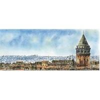 Galata Kulesi, Yatay (70 Parça)