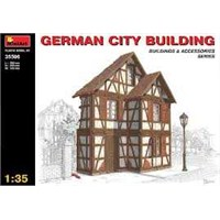 German City Building (Ölçek1:35)