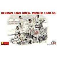 German Tank Crew,Winter 1943 (1/35 Ölçek)