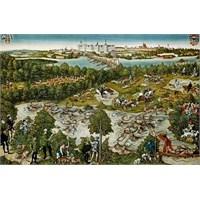 Geyik Avı, Cranach Jnr. (1000 Parça)