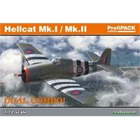 Hellcat Mk.I / Mk.Iı Dual Combo (1/72 Ölçek)