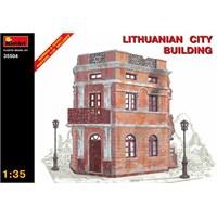 Lithuanian City Building (Ölçek1:35)