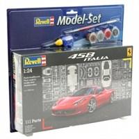 M.Set Ferrari 458 Italia (Ölçek 1:24)
