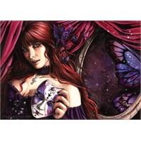 Masquerade, Scarlet Gothica (500 Parça)