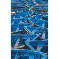Mavi Tekneler (1000 Parça)