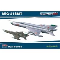 Mig-21Smt Dual Combo (1/44 Ölçek)