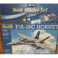 Model Set- F/A-18C Hornet 1/72
