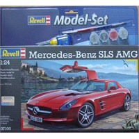 Model Set Mercedes Sls Amg 1/24