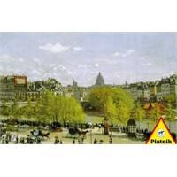 Monet, Quai Du Louvre (1000 Parça)