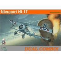 Nieuport Ni-17 Dual Combo (1/72 Ölçek)