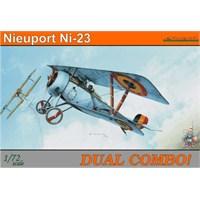 Nieuport Ni-23 Dual Combo (1/72 Ölçek)