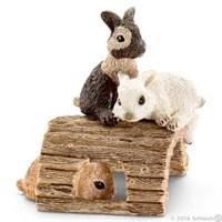 Oynayan Bebek Tavşan
