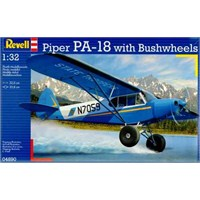 Piper Pa-18 (1/32 Ölçek)