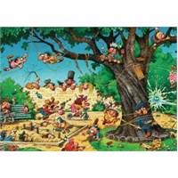 Playground, Loup (1000 Parça Puzzle)