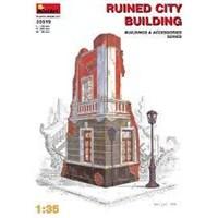 Ruined City Building (Ölçek1:35)