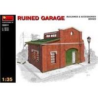 Ruined Garage (Ölçek1:35)