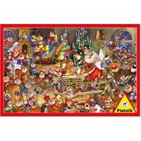 Ruyer, Noel Kargaşası (1000 Parça)