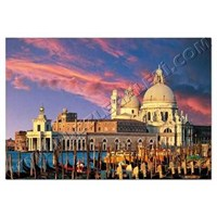Santa Maria Della Salute, Venice, Italy (1500 Parç