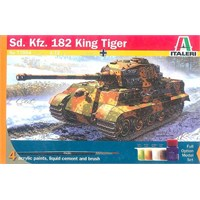Sd.Kfz. 182 King Tiger (Ölçek 1:72)