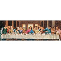 The Last Supper (1000 Parça, Panorama)