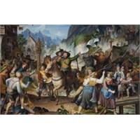 Tirol Fırtınası (1000 Parça)