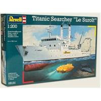 Titanic Sear. Le Suroît (1/200 Ölçek)