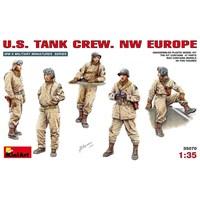 U.S Tank Crew Nw Europe (1/35 Ölçek)
