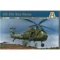 Uh-32J Sea Horse (1/72 Ölçek)