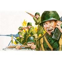 Us Infantry (1:32Ölçek)
