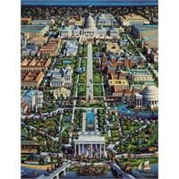 Washington D.C. (1000 Parça)