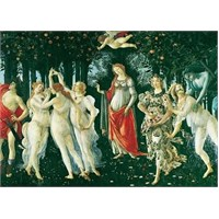 Allegory Of Spring, Boticelli (2000 Parça Puzzle)