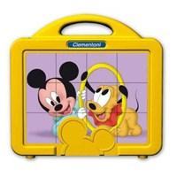 B.Disney (12 Parça, Çantalı Küp Puzzle)
