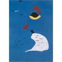 Bleu, Miro (1500 Parça Puzzle)