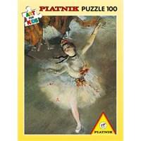 Der Star, Degas (100 Parça Puzzle)