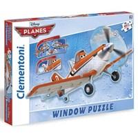 Double Fun Planes (60 Parça, Cam Vantuzlu)