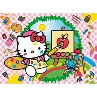 Hello Kitty Iı (104 Parça, 3D)