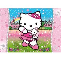 Hello Kitty The Queen (104 Parça)