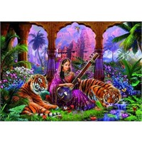 Indian Harmony (1500 Parça Puzzle)
