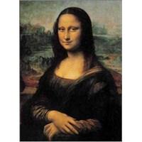 La Gioconda, Da Vinci (1500 Parça Puzzle)
