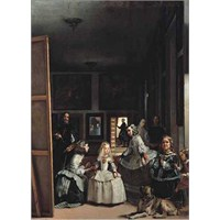 Las Meninas, Velazquez (1500 Parça Puzzle)