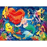 Little Mermaid (104 Parça, 3D)